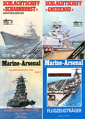 9783790903140: Schlachtschiff Gneisenau