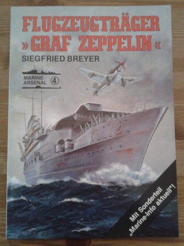 Flugzeugträger 'Graf Zeppelin' (Marine-Arsenal 4): Breyer, Siegfried