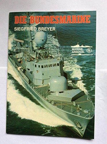 9783790903508: Die Bundesmarine