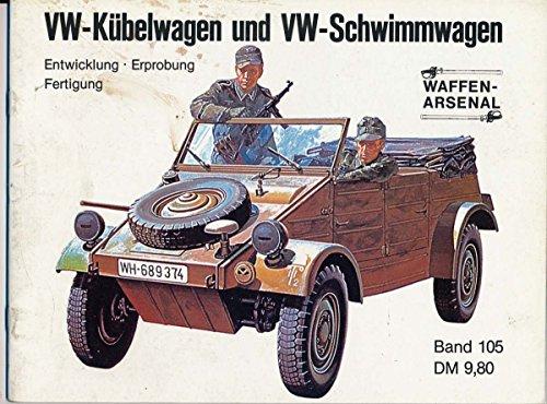 9783790903553: Deutsche Kubelwagen Im Kriege: Die leichten, mittleren und schweren Peronenkraftwagen der Wehrmacht
