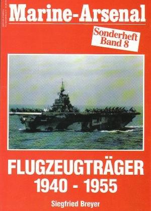 9783790905083: Flugzeugträger 1940-1955