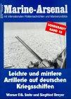 Leichte und mittlere Artillerie auf deutschen Kriegsschiffen.: Stehr, Werner F. G., Breyer, ...