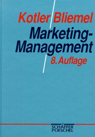 9783791008820: Marketing Management