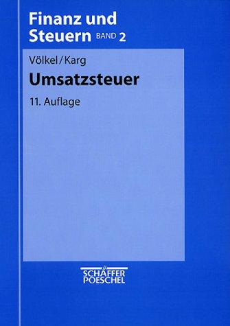 9783791017976: Umsatzsteuer.