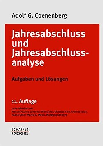 9783791021867: Jahresabschluss und Jahresabschlussanalyse. Aufgaben und Lösungen.
