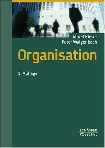 9783791022420: Organisation