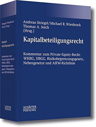 Kapitalbeteiligungsrecht: Andreas Striegel