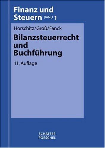 9783791022864: Bilanzsteuerrecht und Buchführung