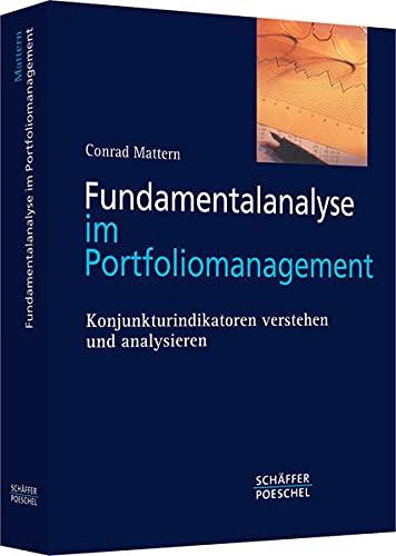 Fundamentalanalyse im Portfoliomanagement: Conrad Mattern