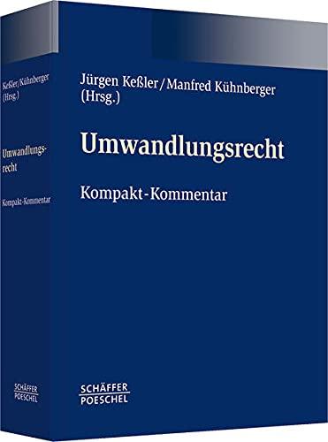 Umwandlungsrecht: Jürgen Keßler