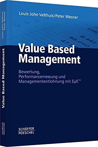 Value Based Management: Louis John Velthuis