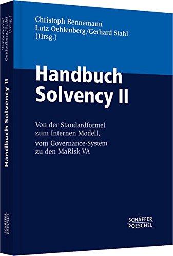Handbuch Solvency II: Christoph Bennemann