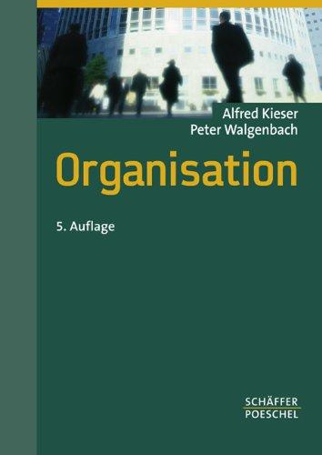 9783791025919: Organisation
