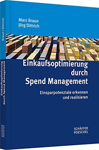 Einkaufsoptimierung durch Spend Management: Marc Braun