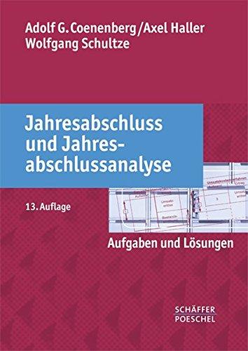 9783791027715: Jahresabschluss und Jahresabschlussanalyse: Aufgaben und Lösungen