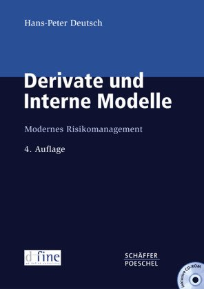 9783791027869: Derivate und Interne Modelle: Modernes Risikomanagement