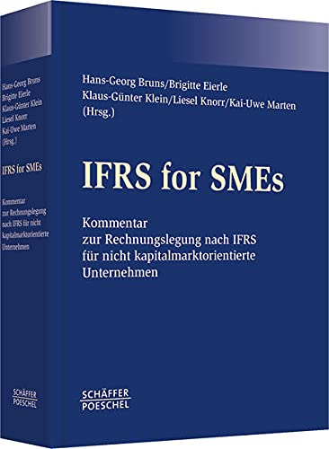 IFRS for SMEs: Hans-Georg Bruns