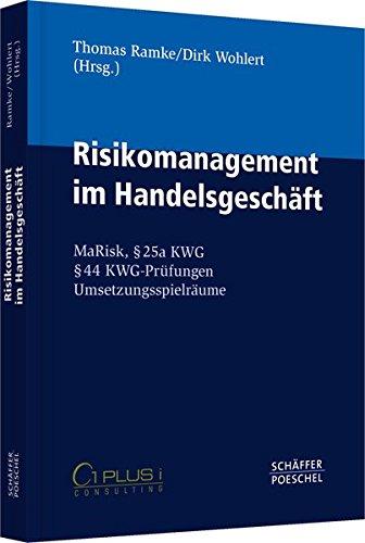 Risikomanagement im Handelsgeschäft: Thomas Ramke