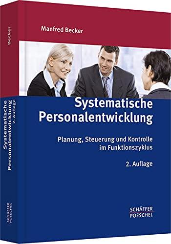 Systematische Personalentwicklung: Manfred Becker