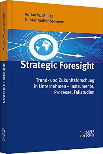 Strategic Foresight: Adrian W. Müller