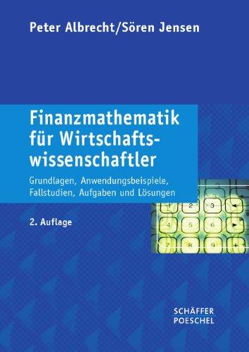 9783791030753: Finanzmathematik für Wirtschaftswissenschaftler