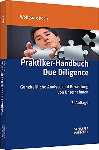 9783791030791: Praktiker-Handbuch Due Diligence