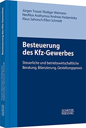 Besteuerung des Kfz-Gewerbes: Jürgen Troost