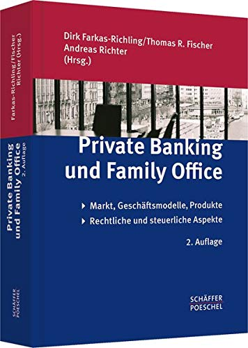 Private Banking und Family Office: Dirk Farkas-Richling