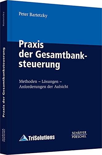 Praxis der Gesamtbanksteuerung: Peter Bartetzky
