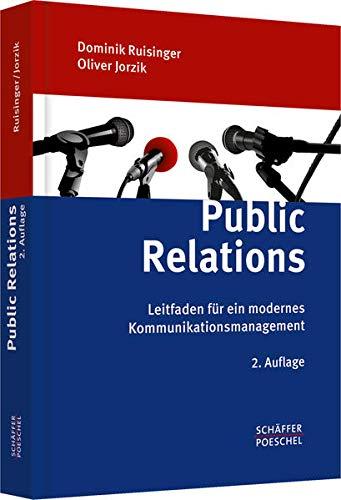 9783791032344: Public Relations: Leitfaden für ein modernes Kommunikationsmanagement