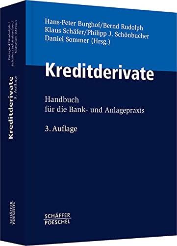 Kreditderivate: Hans-Peter Burghof