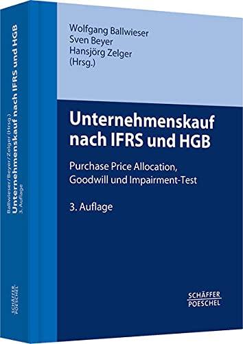 Unternehmenskauf nach IFRS und HGB: Wolfgang Ballwieser