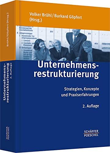 Unternehmensrestrukturierung: Volker Br�hl