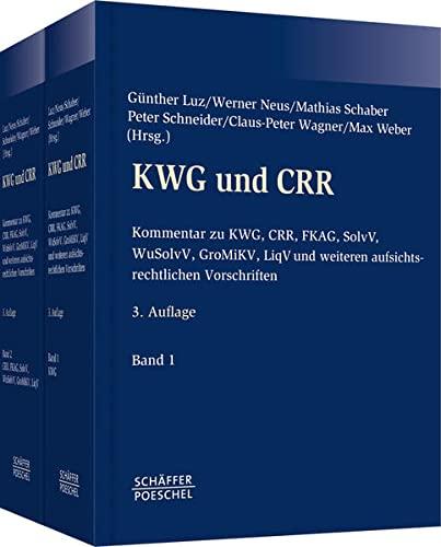 KWG und CRR: Günther Luz