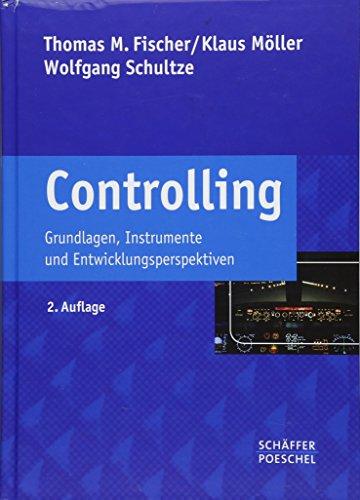 9783791033907: Controlling: Grundlagen, Instrumente und Entwicklungsperspektiven