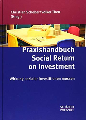Praxishandbuch Social Return on Investment: Christian Schober