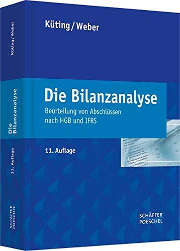 9783791034133: Die Bilanzanalyse