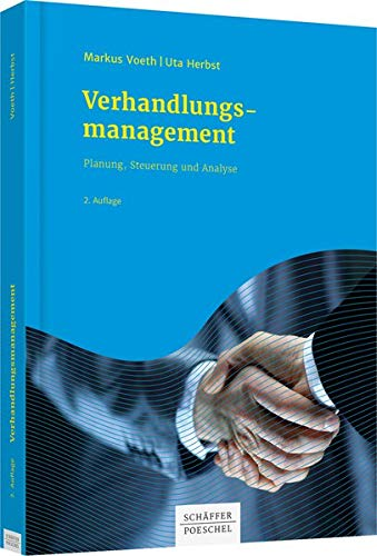 9783791035703: Verhandlungsmanagement