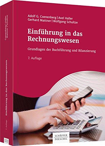 Einführung in das Rechnungswesen : Grundlagen der: Adolf G. Coenenberg