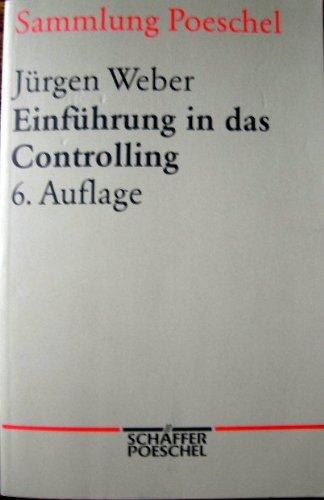 9783791092065: Einführung in das Controlling