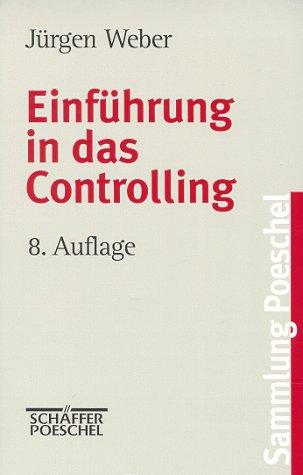 9783791092225: Einführung in das Controlling.