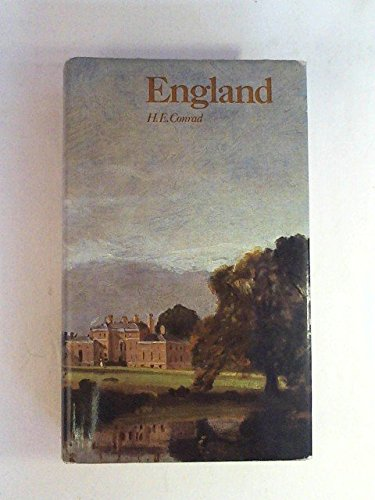 9783791303772: England: E. Führer [durch d. engl. Grafschaften, ausgenommen London u. Wales] (German Edition)