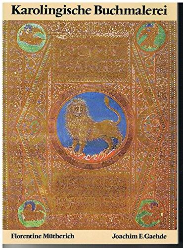 9783791303956: Karolingische Buchmalerei