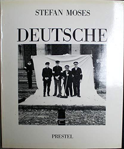 Deutsche : Porträts der sechziger Jahre . Mit einer Einf. von Hans Georg Puttnies.: Moses, ...
