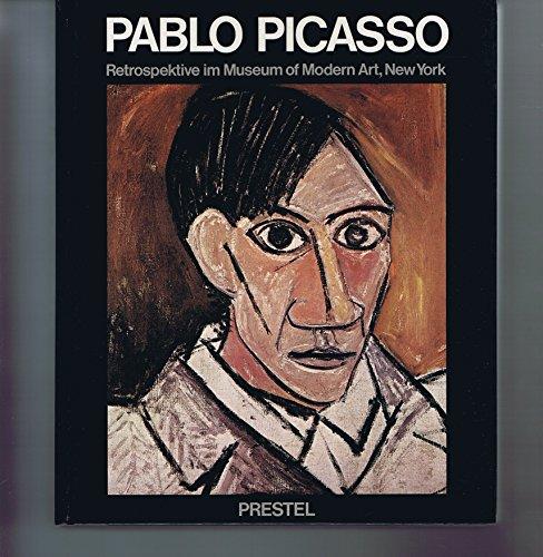9783791305349: Pablo Picasso. Retrospektive im Museum of Modern Art, New York