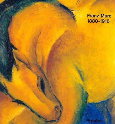 9783791305370: Franz Marc 1880-1916 (German Edition)