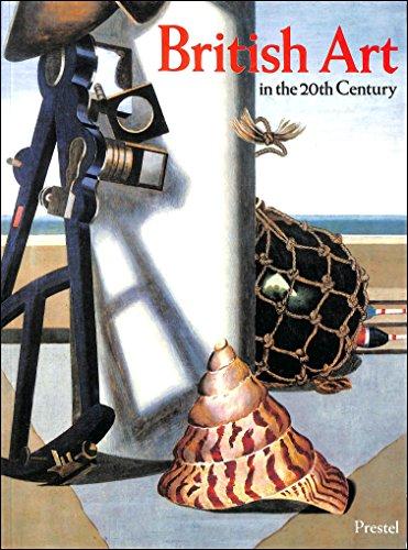 9783791307985: British Art in the 20th Century: The Modern Movement
