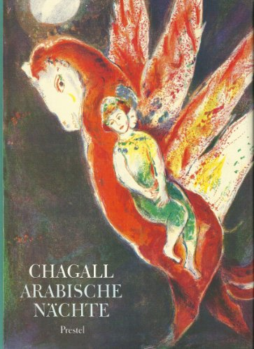 Arabian Nights. Four Tales from a Thousand: Chagall, Marc [Ill.].