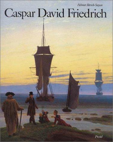 9783791308357: Caspar David Friedrich (German Edition)