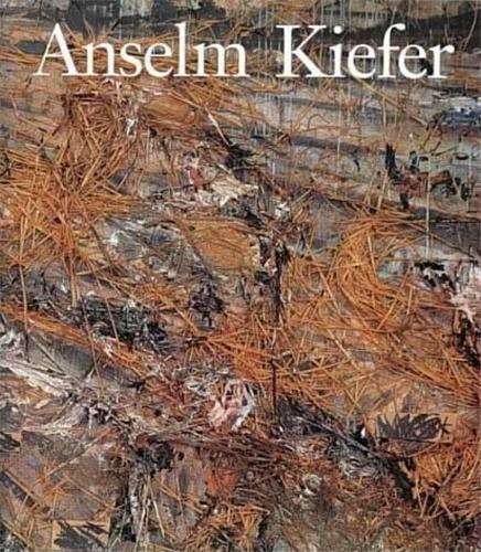 9783791308470: Anselm Kiefer (Trade edition)